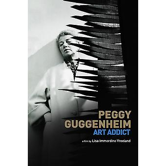 Peggy Guggenheim: Art Addict [DVD] USA import