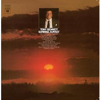 Tony Bennett - Sunrise Sunset [CD] USA import