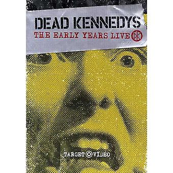 Dead Kennedys - Early Years Live [DVD] USA import