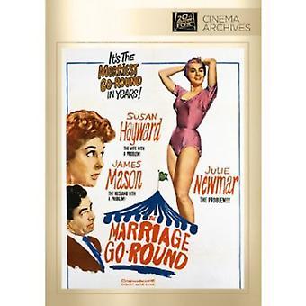 Marriage-Go-Round [DVD] USA import
