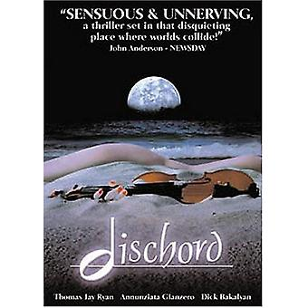 Dischord [DVD] USA import