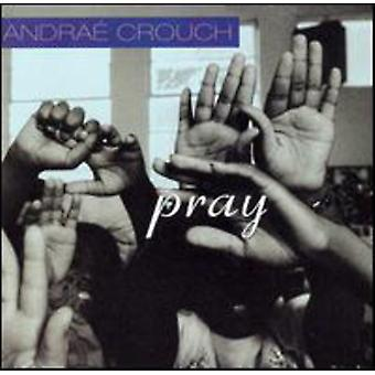 Andrae Crouch - beder [CD] USA importerer