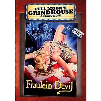 Frøken Djævelen [DVD] USA importerer