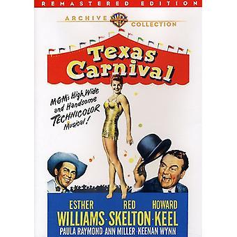 Carnaval de Tejas (Remastered) [DVD] los E.e.u.u. la importación