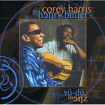 Harris/Butler - Vu-Du Menz [CD] USA import