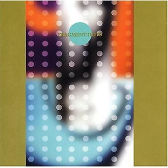 Tetsu Inoue - Fragment av prickar [CD] USA import