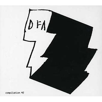 DFA Compilation - Vol. 2-Dfa kompileringen [CD] USA importerer