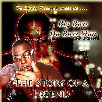 Big Boss Da Boss Man - Geschichte einer Legende [CD] USA Import
