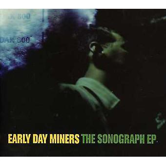 Tidlig dag minearbejdere - Sonograph EP [CD] USA importerer