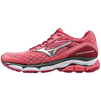 Mizuno women's running shoe stability wave inspire 12 pink - J1GD164407
