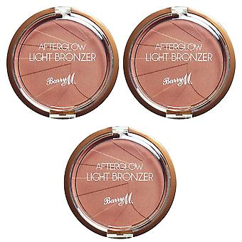 Barry M X 3 Barry M After Glow Bronzer