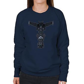 Autobot Totem Transformers Optimus Prime Bumblebee Ironhide kvinders Sweatshirt