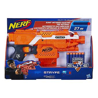 Nerf N-Strike Elite Stryfe Blaster - 6-dart dynamo system Ages 8+