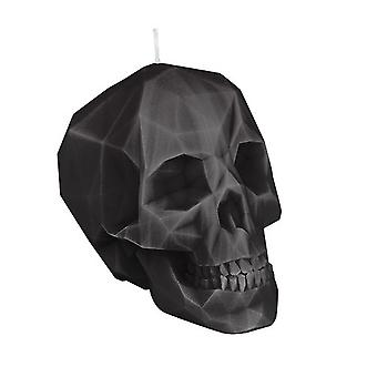 MB Muller - CRYSTAL SKULL GOTHIC Candle - Black