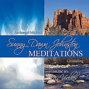 Sonnigen Dawn Johnston - Erzengel Michael Protection & Grounding Meditatio [CD] USA importieren