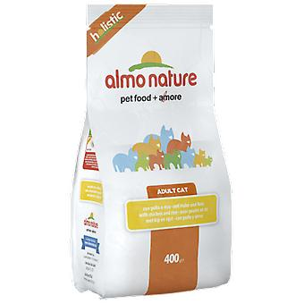 Almo nature With Whitefish (Cats , Cat Food , Dry Food)