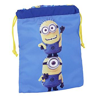 Despicable Me Minions Childrens/Kids Official Drawstring Lunch Bag