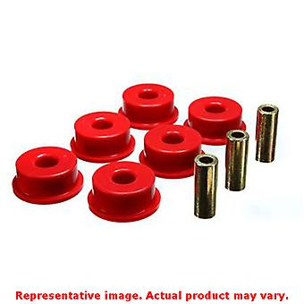 Energy Suspension Differential Carrier Bushing 3.1153R Red Rear Fits:CHEVROLET