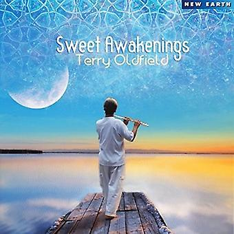 Terry Oldfield - Sweet opvågninger [CD] USA import