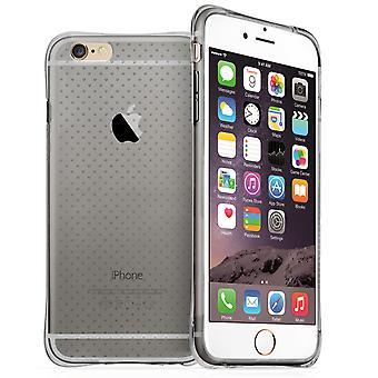 iPhone 6s Plus żel poduszki powietrznej - Smoke Black Case