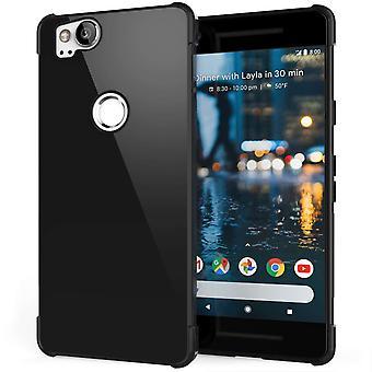 Google Pixel 2 Alpha Gel Case - Black