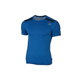 Reebok Workout Tech Top BK6281 training all year men t-shirt