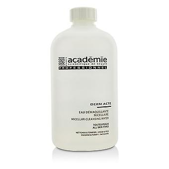 Academie Derm Acte Micellar Cleansing Water - Salon Size - 500ml/16.9oz