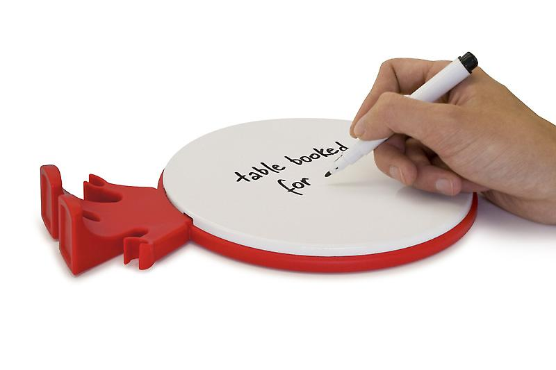 Red Big Head Memo Pad - Funky Åter Notepad
