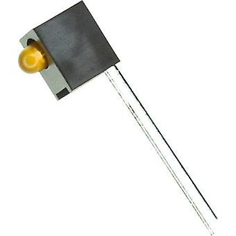 LED component Yellow (L x W x H) 15.41 x 8.84 x 4.65 mm Broadco