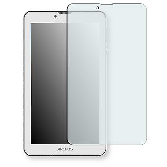 Archos 70 Xenon color display protector - Golebo crystal clear protection film