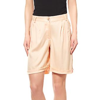 Tamaris ladies of fabric shorts Orange shorts
