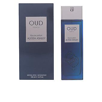 Alyssa Ashley Oud Pour Lui Eau De Parfume Vapo 100ml Mens New Scent Sealed Boxed
