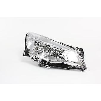Right Headlamp (Electric With Motor) For Vauxhall ASTRA Mk VI 2009 on