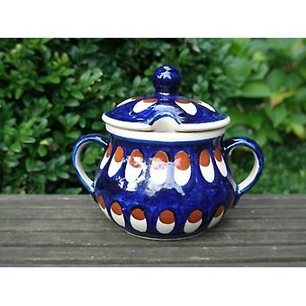 Sugar Bowl, height 10 cm, Ø 12 cm, tradition 60 - ceramic tableware - BSN 22023