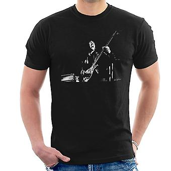 Thin Lizzy Phil Lynott 1976 Men's T-Shirt