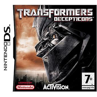 Transformers The Game - Decepticons (Nintendo DS)