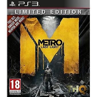 Metro: Last Light (PS3)