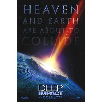Deep Impact Movie Poster (11 x 17)