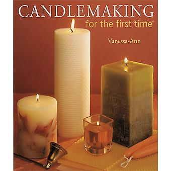 Sterling Publishing-Candlemaking For The First Time