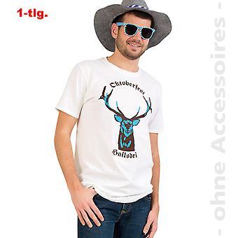 Oktoberfest shirt costume mens deer meadows shirt mens costume