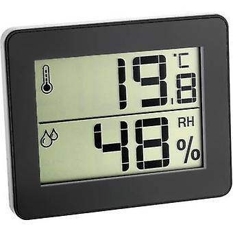 TFA 30.5027.01 termo-higrómetro negro