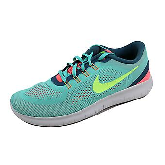 Nike Free RN Hyper Turquoise/Ghost Green 831509-302