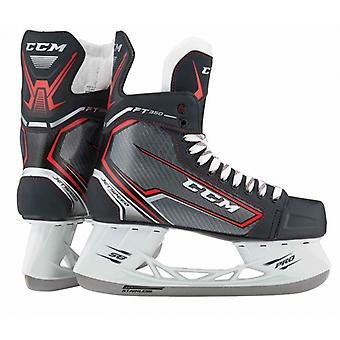 CCM Jet speed FT350 skates junior