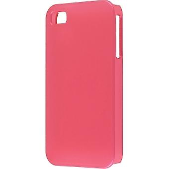 5 Pack -Wireless Solutions Color Click Case for Apple iPhone 4 - Light Pink