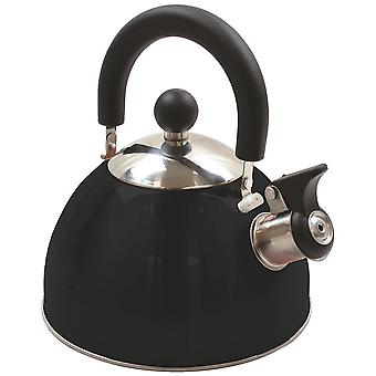Highlander Deluxe Whistling Kettle