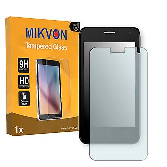 Alcatel One Touch Pixi First Screen Protector - Mikvon flexible Tempered Glass 9H (Retail Package with accessories)