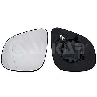 Left Mirror Glass (heated) & Holder for RENAULT KANGOO 2012-2017
