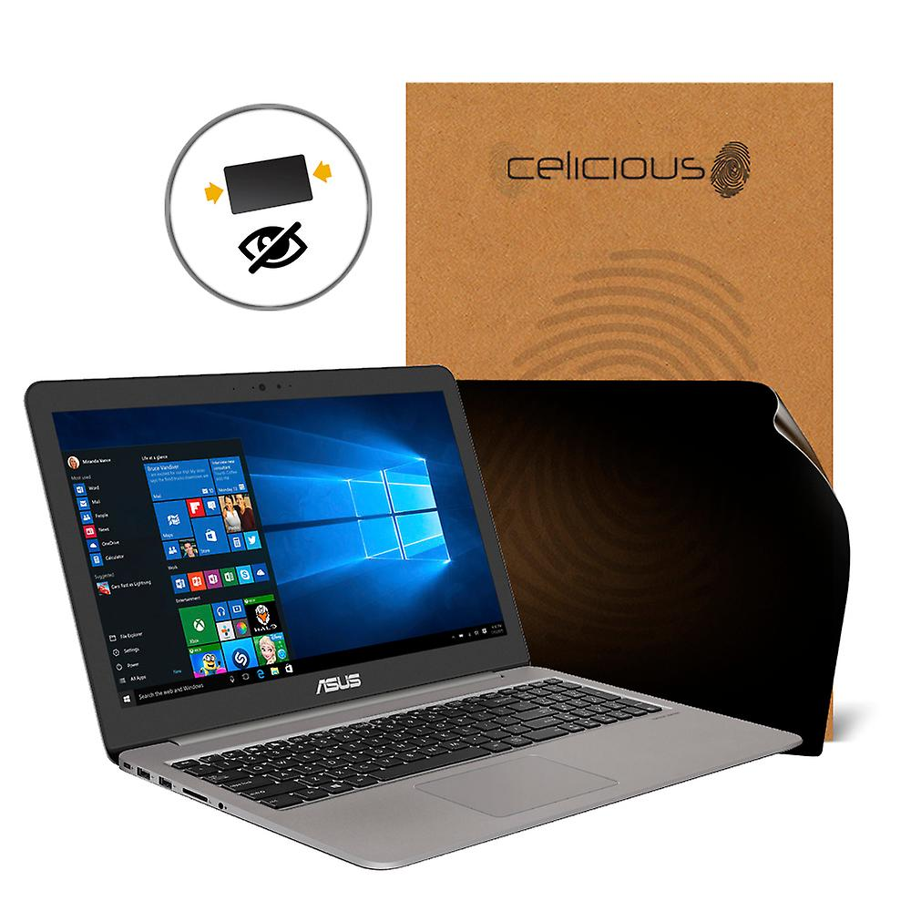 Celicious Privacy 2-Way Anti-Spy Filter Screen Prougeector Film Compatible with ASUS ZenBook UX530UX