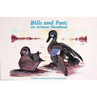 Facturas y los pies - un artesano manual William Veasey y Sina Kurman