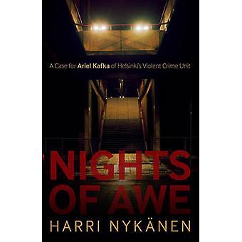 Nights of Awe by Harri Nykanen - Kristian London - 9781904738923 Book